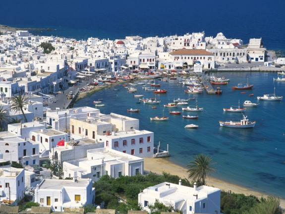 Destinations in Greece