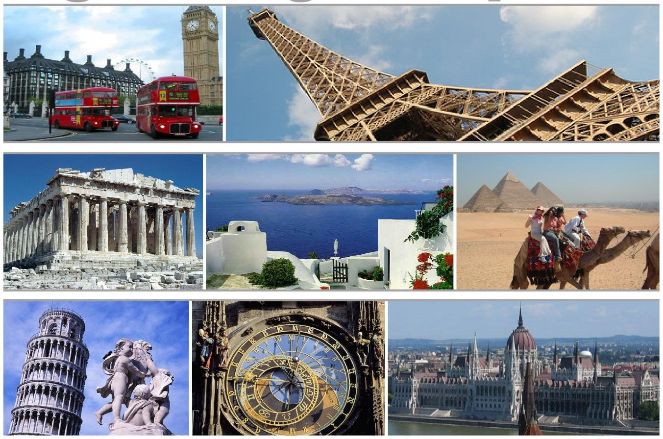Best Budget Europe group trip packages