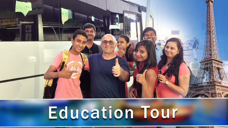 europe educational tour packages