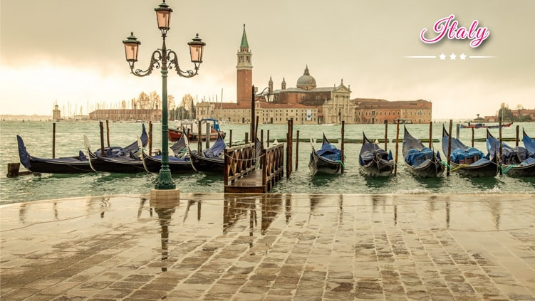 italy honeymoon tour packages