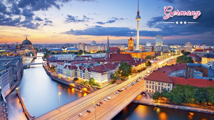 luxury germany holiday tour packages