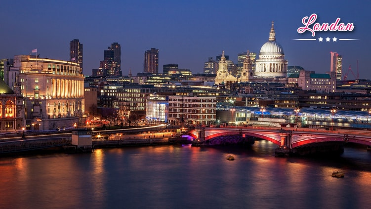 luxury london holiday tour packages
