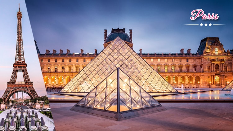 luxury paris holiday tour packages