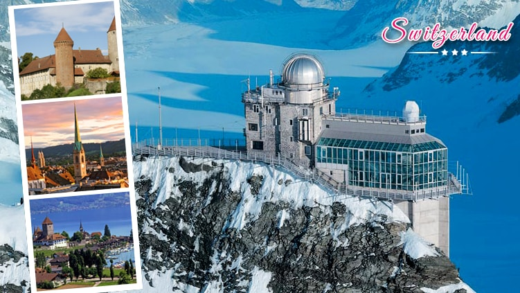 switzerland honeymoon tour packages